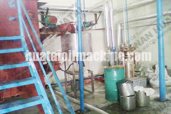Fully Continuous Animal Oil Refining Equipment/Fat Refinery Plant
