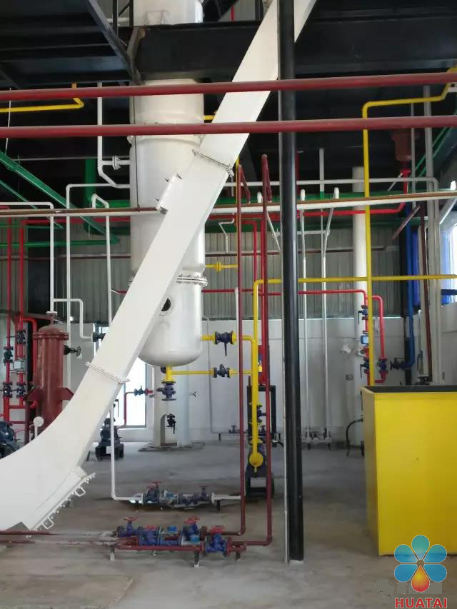 edible oil processing equipment